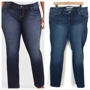 Torrid High Rise Bootcut Jeans Size 16XS